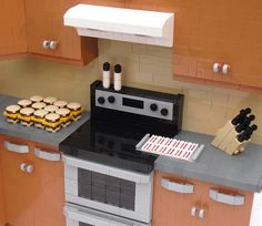 Epic Meal Time - Lego Edition! by Ochre Jelly, via Flickr