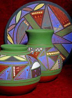 Venezuela pottery