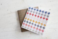 Set of 2 blank notebooks by FairMorningBlue on Etsy, $7.00