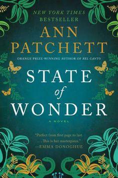 Ann Patchett, State of Wonder