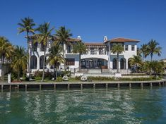 Biscayne Bay Setting: Waterfront Mansion Featured in Kourtney and Kim Take Miami