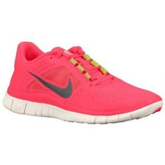 NIKE FREE RUN + 3. my new running shoes :):)