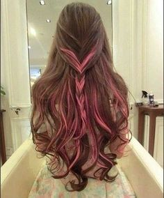 Beautiful color #hair #inspiration #colors