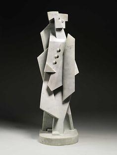 Jacques Lipchitz, Arlequin à la Clarinette, 1919
