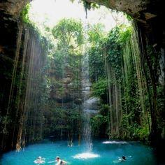 Yucatan, Mexico...