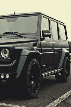 It's a man's world black jeep