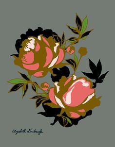 Elizabeth Grubaugh #art #artists #prints