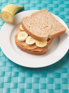 Choosing Energy Foods for Smart Snacking Totally eat this all the time!