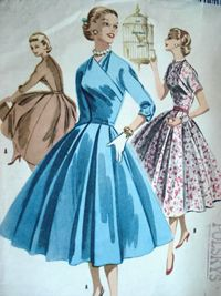 i LOVE 50s fashion!