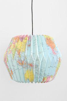 Globe Paper Lantern