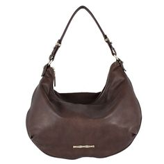 Elaine Turner Stella - Chocolate Washed Leather