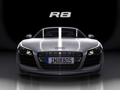 The beautiful R8