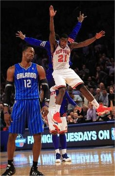 FULL GAME in HD! New York Knicks vs. Orlando Magic on www.nbadunks.org