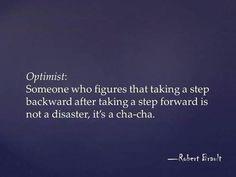Optimist: