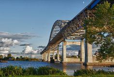 Blatnik Bridge, Duluth, MN #MSPGetaway