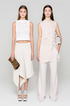A.L.C. Spring 2014 Ready-to-Wear Collection Slideshow on Style.com
