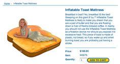 Toast Mattress