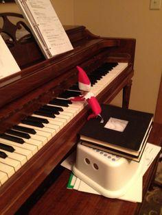 christmas music, shelf play, new houses, shelf idea, the piano, shelves, guitar, christmas carol, pianos