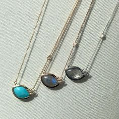 Wink Collection by CRWN Jewelry. #eyenecklace #eyependant #evileye