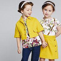 Dolce & Gabbana Spring Summer 2014 Mustard Suit Love