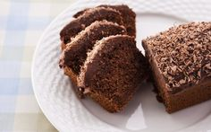 20 receitas de bolos de chocolate