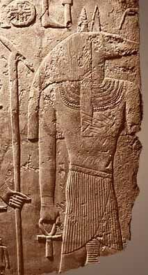 In late Egyptian mythology, Wepwawet (also rendered Upuaut, Wep-wawet, Wepawet, and Ophois) was originally a war deity