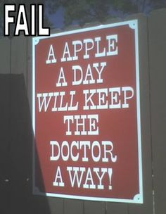 Grammar Doctor | English Fail Blog