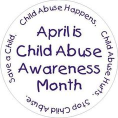 April is Child Abuse Awareness and Prevention Month, a month to recognize that we all can play a role in the promotion of emotional and social wellness of children and families in our communities.