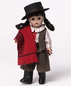 Madame Alexander Brazil, International Doll - International