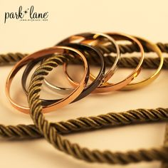 Add some shine to your outfit with the Dominique Bracelet set! #parklanejewelry #fashion
