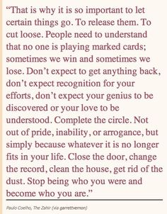 Stop being who you were and become who you were meant to be!!