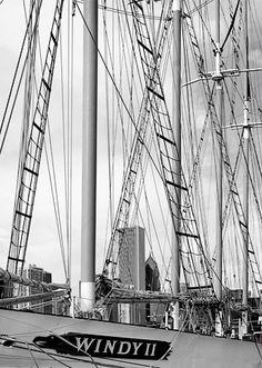 ship, sailboat