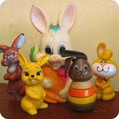 bunnies!