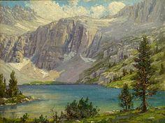 Paul Grimm    Sierra Lake