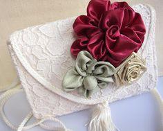 Oksana Plus Hobbies: Ribbon Rosette Tutorial (Сделай сам: Розочка из ленты)