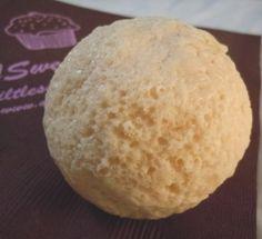 matzah ball soap (kinda looks like a sponge to us)
