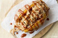Recipe:+Pulled+Pork+Stuffed+Sweet+Potatoes
