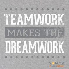 Beautiful team work quote