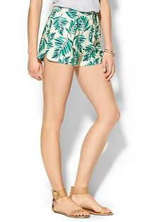 JOA Palm Shortie | Piperlime - $69