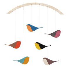 Songbirds Mobilé