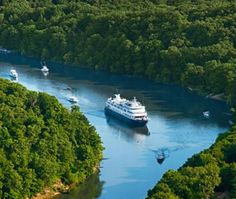 Great Lakes Grand Discovery cruise: One of our picks for best new Midwest attractions, hotels and restaurants. Click for more!