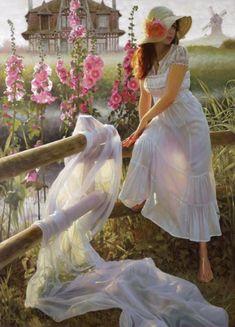 Painting by Andrei Belichenko & Maria Boohtiyarova