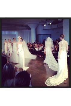 Marchesa - Spring 2014 Bridal Market
