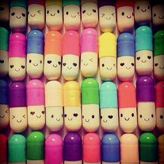 Cute pills