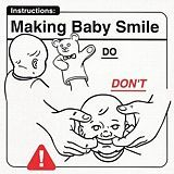 funni stuff, parenting tips, laugh, babi instruct, babi dos, babi smile, funni pictur, humor, thing