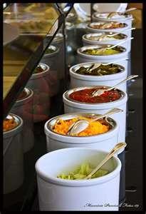 Mexican Food Bar