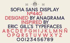 Sofia Sans Display