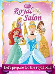 Discount: Disney Princess Royal Salon is now 0.99$ (was 2.99$). http://www.appysmarts.com/application/disney-princess-royal-salon,id_64212.php