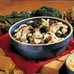 Vegetable+Salad