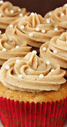 Vanilla Chai Cupcakes   gimmesomeoven.com